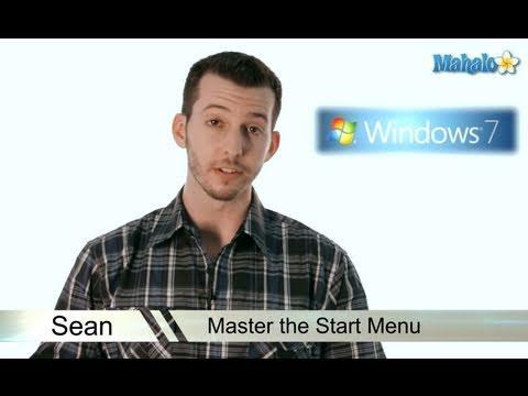 Learn Windows 7 - Start Menu
