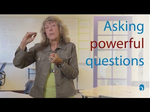 Asking Powerful Questions in the Classroom (Anabel Jensen)