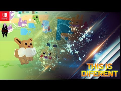【Pokemon Quest】Well... This is Different