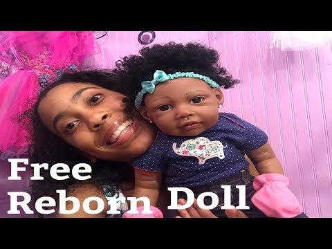 Giving Away Reborn Zoey (Free Reborn Doll)
