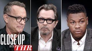 Full Actors Roundtable: Tom Hanks, Gary Oldman, John Boyega, James Franco | Close Up With THR