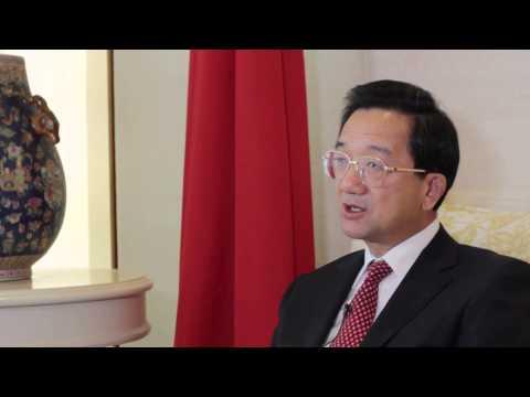 H.E. Huang Huikang - People Republic of China Ambassador to Malaysia