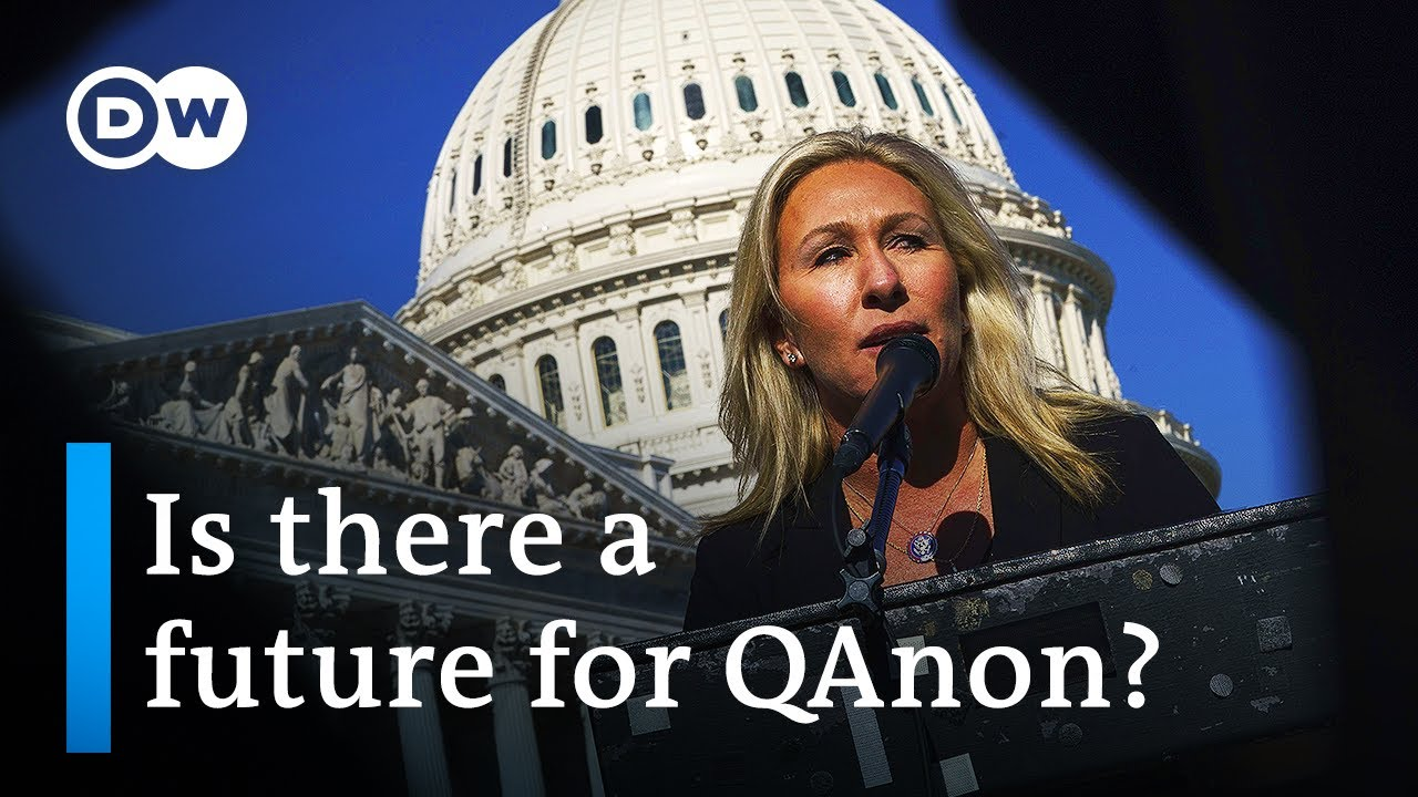 QAnon after Trump: Where did it come from, where will it go now? | DW Analysis