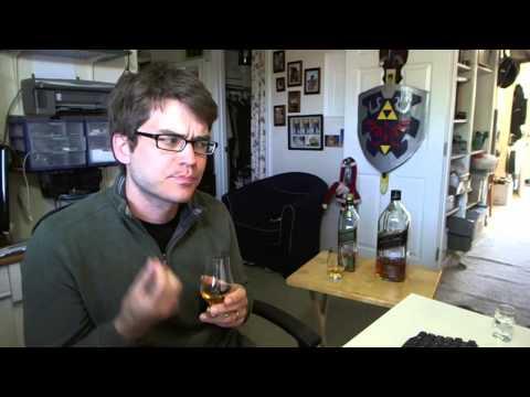 Whisky Video 30: Johnnie Walker Black Vs Green