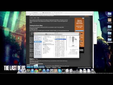 Tekkit Server Tutorial 1.0.6 Mac [Easy Fast]