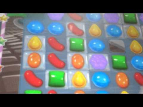 Candy Crush Saga: I Pressed The Quit Botton!