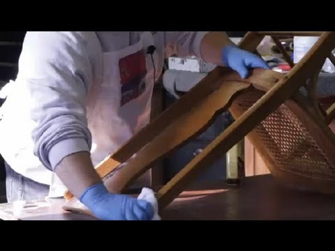 How to Remove Tar & Nicotine From Wood Furniture : Wood Furniture