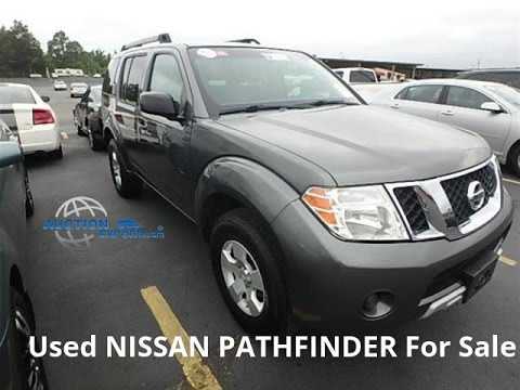 Used NISSAN PATHFINDER for sale in USA, Shipping to UAE