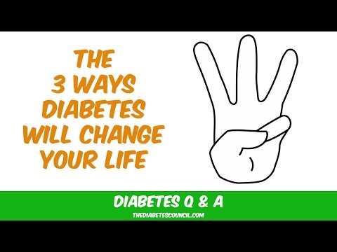 Top 3 Ways Diabetes Will Affect Your Life