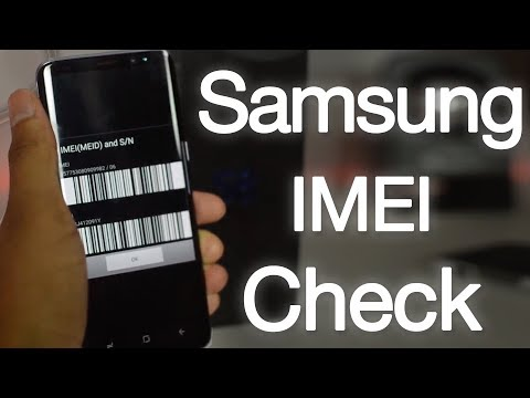 Samsung IMEI Check Service by IMEI - Check Carrier, Warranty, Model, SIMLock Instantly