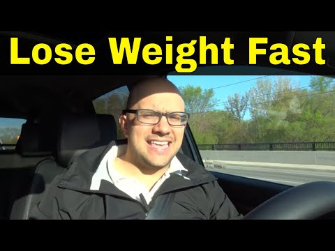 The Secret To Losing Weight Really Fast