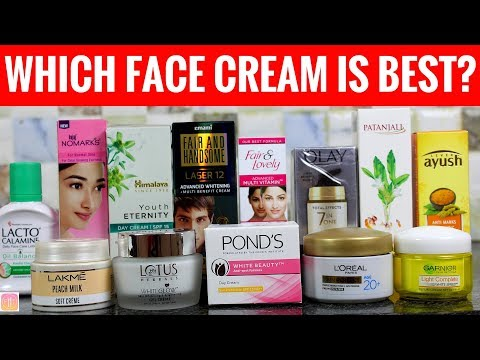 20 Face Creams in India Ranked from Worst to Best