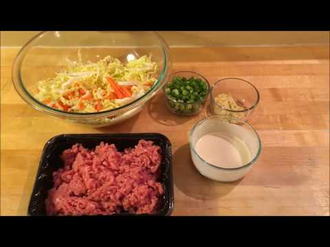 How To Make Egg Rolls - At Home