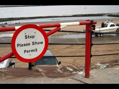Phill Williams, Small Boat Launching Restrictions