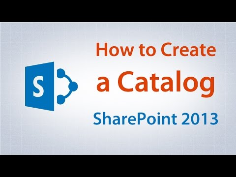 How to Create a Product Catalog Using Search in SharePoint 2013
