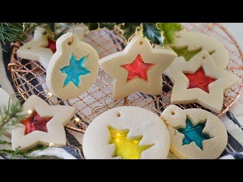 How to Make Window Pane Cookies