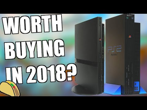 Should You Buy a Playstation 2 in 2018?