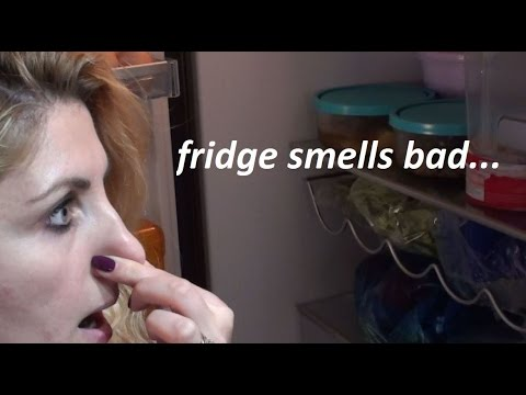 How to get rid of fridge smells / Ψυγείο χωρίς δυσάρεστες μυρωδιές / Как избавиться от запахов