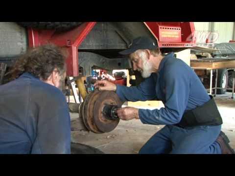 Wheel Bearings (Terrain Tamer)