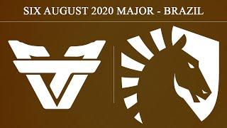 oNe vs Liquid - Map1 @Oregon | Six August 2020 Major - Brazil (7th August 2020)