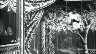 Trapeze Disrobing Act (1901) Thomas Edison - Ooh la la Theater!