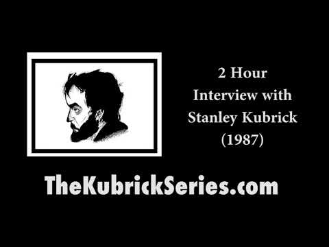 2-Hour Interview with Stanley Kubrick (1987)