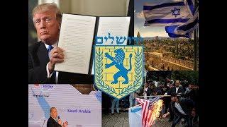 Comment interpréter la déclaration de Trump sur Jérusalem