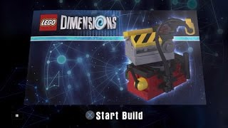 Lego Dimensions Ghost Trap Build 1 Instructions