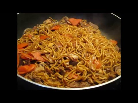 Recipe | Yakisoba Stir Fry