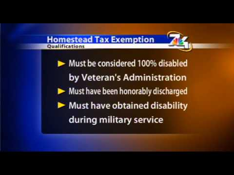 Thousands of disabled veterans now eligible for new tax exemptions