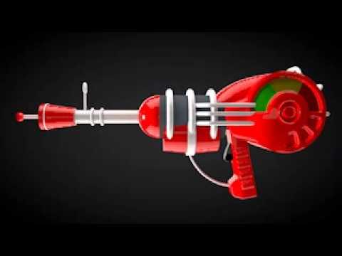 ray gun intro