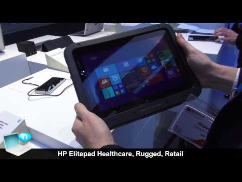 HP Elitepad Healthcare, Rugged, Retail