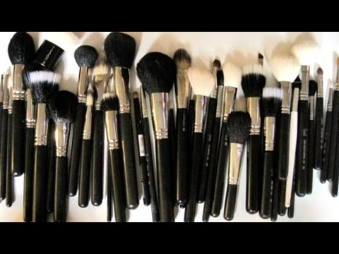 HOW TO CLEAN MAKEUP BRUSHES | BEAUTY BLENDERS