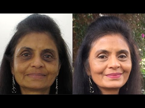How to Cover Dark Circles & Hyperpigmentation | Indian, Tan Skin