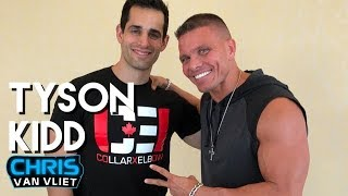 Tyson Kidd describes his career ending injury, his new WWE role, Natalya, Total Divas