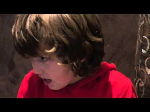 locky with a beatles hair cut