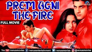 Prem Agni The Fire Hindi Dubbed Movie | Arjan Bajwa | Ankitha | Brahmanandam | Hindi Action Movie