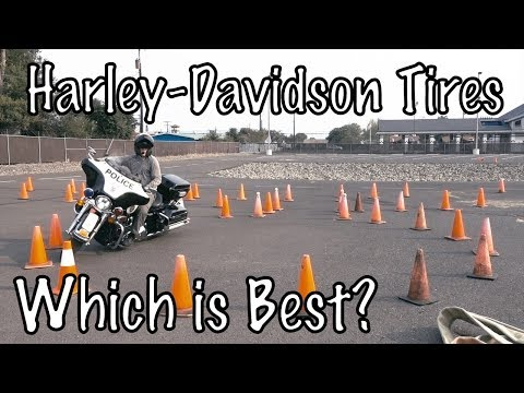 Harley Dunlop American Elite vs. Michelin Commander II Tires-Which is Best?