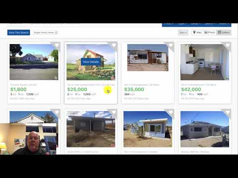Cheapest Single Family Homes in Southern California
