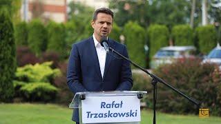Rafał Trzaskowski o hejcie