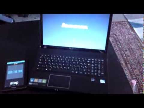 Windows8 Boot - Lenovo G500