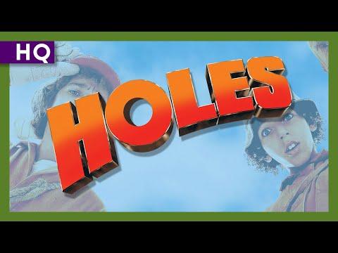 Holes (2003) Trailer