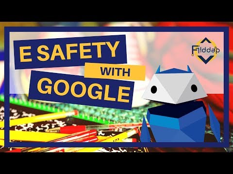 Google's Be Internet Awesome Program teaches eSafety with GAMES!