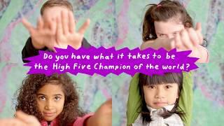 HIGH FIVE by Adam Rubin & Daniel Salmieri | Official Book Trailer
