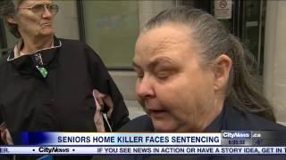 Video: Seniors home killer faces sentencing