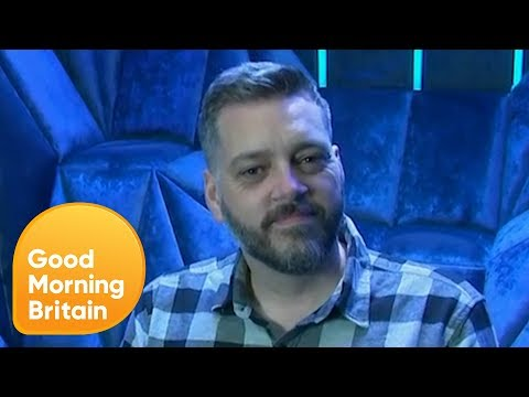 Celebrity Big Brother Exclusive: New House and Diary Room Tour!   Good Morning Britain