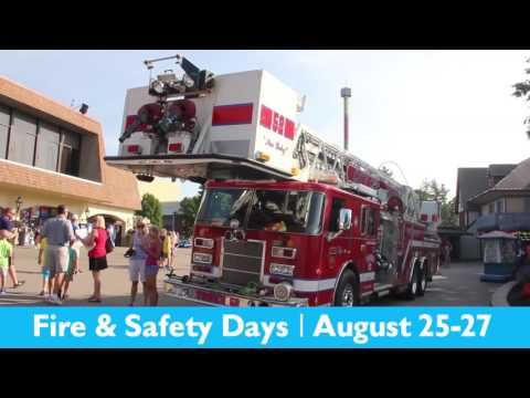 2017 Fire & Safety Days at Kings Island