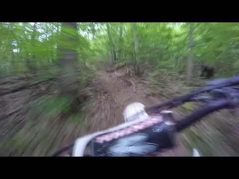 Ganaraska Forest Dirt Bike Single trail Enduro