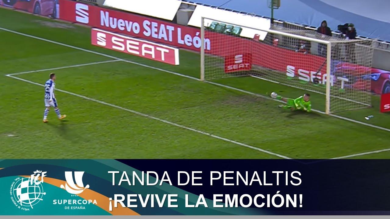 FC Barcelona - Real Sociedad: diez lanzamientos e innumerables emociones desde el punto de penalti