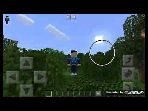 DO NOT SPAWN SLENDERMAN IN MINECRAFT PE